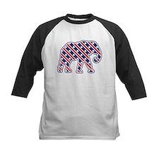 Patriotic Elephant Tee