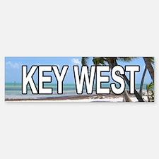 KW (Key West) Bumper Bumper Bumper Sticker