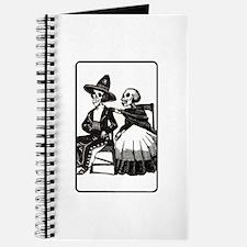 Calavera Couple Journal
