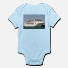 Dawn Princess Cruise Ship Infant Bodysuit