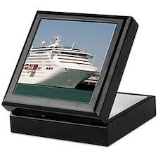 Dawn Princess Cruise Ship Keepsake Box