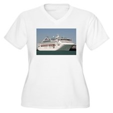 Dawn Princess Cruise Ship T-Shirt