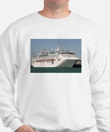 Dawn Princess Cruise Ship Sweatshirt