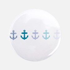 """Blue anchors 3.5"""" Button (100 pack)"""