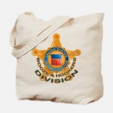 Booze Hookers Tote Bag