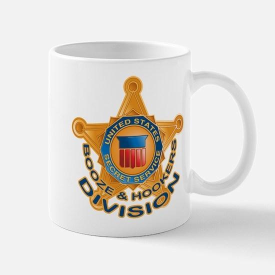 Booze Hookers Mug