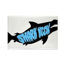 Shark Week Rectangle Magnet