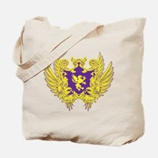 Crest and Wings Tote Bag