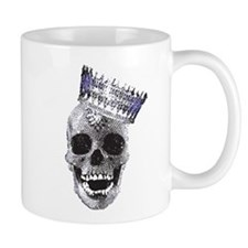 Skull with Crown Mug