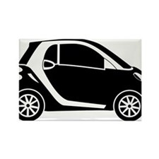 Smart Car Rectangle Magnet