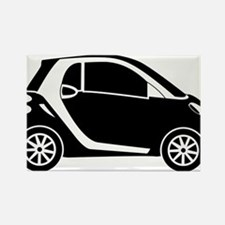 Smart Car Rectangle Magnet