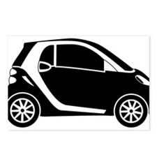 Smart Car Postcards (Package of 8)