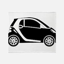 Smart Car Throw Blanket