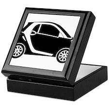 Smart Car Keepsake Box