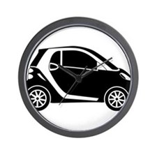 Smart Car Wall Clock
