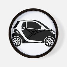 Smart Car Wall Clock