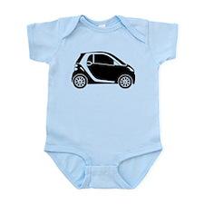 Smart Car Infant Bodysuit