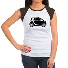 Smart Car Women's Cap Sleeve T-Shirt