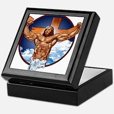 Strong Jesus Keepsake Box