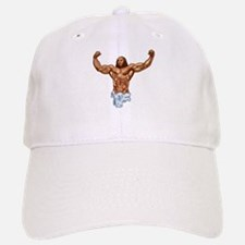 Muscle Jesus Baseball Baseball Cap