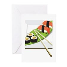 Sushi Greeting Cards (Pk of 20)