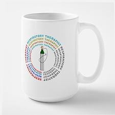 Respiratory Therapy Large Mug