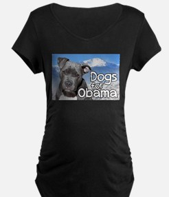 Dogs for Obama T-Shirt