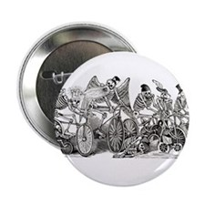 Calaveras on Wheels Button
