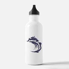 Wave Water Bottle
