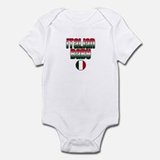 Italia Bambino Infant Creeper