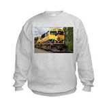 Alaska railroad Crew Neck