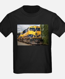 Alaska Railroad engine T