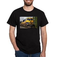 Alaska Railroad engine T-Shirt