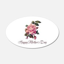 Mother's Rose Wall Decal
