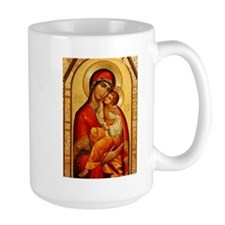 Mary The God-Bearer Mug