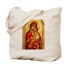 Mary The God-Bearer Tote Bag