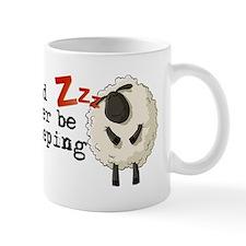 Id rather be sleeping Zzz Matt Layla Mug