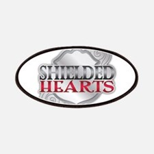Shielded Hearts Logo - Stage 2 (Badge) Patches