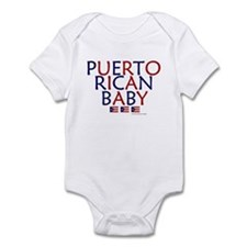 Puerto Rican Baby Infant Creeper