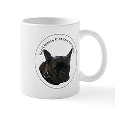 Don't blame that fart on me! Mug