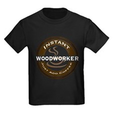 Instant Woodworker Coffee T