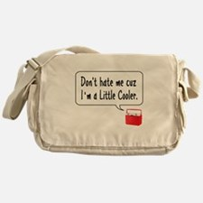 A Little Cooler Messenger Bag