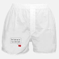 A Little Cooler Boxer Shorts