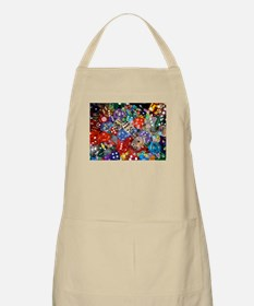 Lets Roll - Colourful Dice Apron