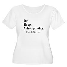 Eat sleep anti-psychotics.PNG T-Shirt