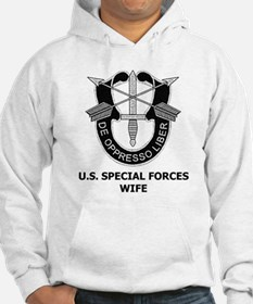 Special Forces Wife Jumper Hoody