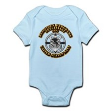 Navy - Rate - RP Infant Bodysuit