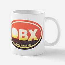 OBX Outer Banks Sunset Mug