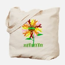 Cure Cancer Tote Bag