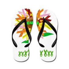Cure Cancer Flip Flops